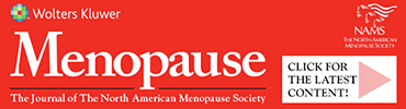 Menopause - Published Ahead-of-Print